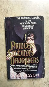 Princess Sultana's Daughters by Jean Sasson in Kingwood, Texas