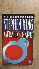 Gerald's Game by Stephen King in Pensacola, Florida