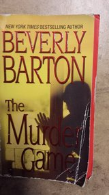 The Murder Game by Beverly Barton in Houston, Texas