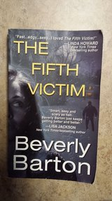 The Fifth Victim by Beverly Barton in Kingwood, Texas