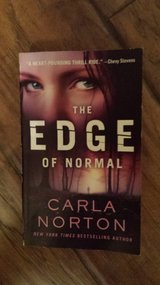 The Edge of Normal by Carla Norton in Kingwood, Texas