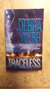 Traceless by Debra Webb in Kingwood, Texas