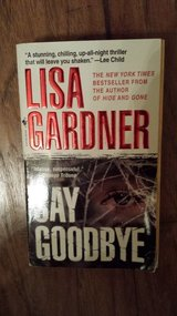 Say Goodbye by Lisa Gardner in Kingwood, Texas