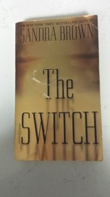 The Switch by Sandra Brown in Kingwood, Texas