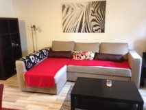 Apartment fully furnished for long term in Hütschenhausen in Ramstein, Germany