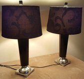 Black three way light lamps $15.00 OBRO in Okinawa, Japan