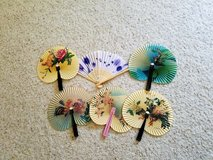Chinese Hand Fans. in Alamogordo, New Mexico