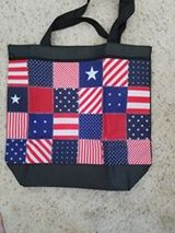USA Flag Shopping Tote Bag. in Alamogordo, New Mexico