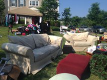 Couch, and love seat for sale in Fairfax, Virginia