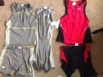 Men's triathlon/swim outfits in Oceanside, California