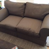 Oversized Love Seat Sofa - Down-filled in San Diego, California