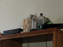 Xbox One With Kinect and Controller and games in Barstow, California