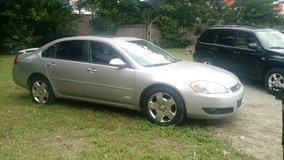 2008 Chevy impala SS.... For sale! in Fort Campbell, Kentucky
