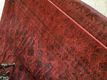 ancient rare and precious turkman carpet in Ramstein, Germany