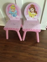 two toddler/child size chairs in Warner Robins, Georgia