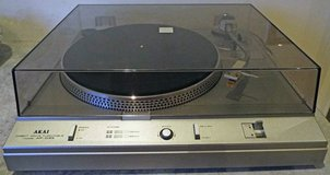 AKAI AP-D33 Direct Drive Auto Return Turntable 220V Price Drop in Ramstein, Germany