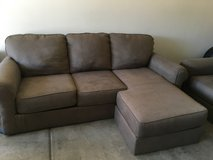 Couches in Fort Irwin, California
