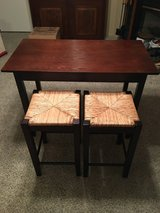 Table with 2 Barstools in Kingwood, Texas