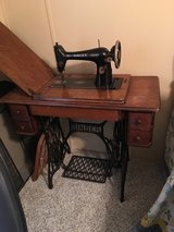 Singer Treadle Sewing Machine in Coldspring, Texas