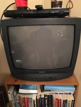 """Curtis Mathis 19"""" T.V. with Remote in Coldspring, Texas"""