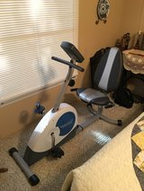 Weslo Pursuit G3.8 Exercise Bike in Coldspring, Texas