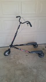 Trikke 3-wheel carving vehicle in Tomball, Texas