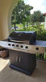 Grill king 6 burner grill w/ extras in Lackland AFB, Texas