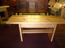 HandMade Dual use coffee Table rustic pine in Lakenheath, UK