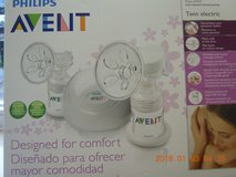 Philips Avent Twin Electric Breast Pump (CLOSED SYSTEM) in Baumholder, GE