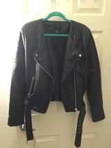 Forever 21 leather jacket in Travis AFB, California