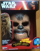 NEW Chewbacca electronic mask in Warner Robins, Georgia