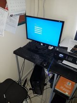 HP Desktop with Samsung Moniter in Barstow, California
