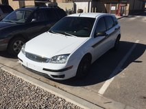 2005 Ford Focus ZX5 in Alamogordo, New Mexico