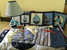 Sail Away Baby Bed Set in Kaneohe Bay, Hawaii