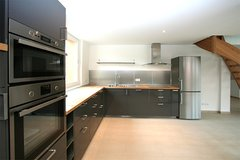 Brand new cozy apartment on 2 levels with roof terrace in the beautiful Aichtal ! in Stuttgart, GE