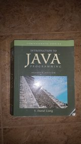 Introduction to Java Programming, Seventh Edition in Houston, Texas