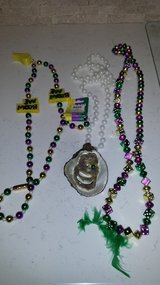 Mardi Gras Necklaces, Set of 3 in Houston, Texas