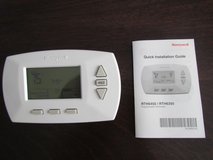 Honeywell Programmable Thermostat in Lockport, Illinois