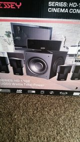 Speakers for home entertainment in San Angelo, Texas
