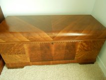 Lane cedar chest - August 1947 in O'Fallon, Missouri