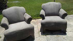 Two comfort chairs in Fort Benning, Georgia