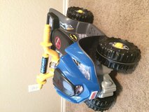 Fisher-Price Power Wheels Batman Lil' Quad in Lackland AFB, Texas
