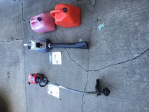 Weedeater, blower, fuel can combo in Kansas City, Missouri