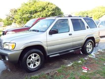 2000 Nissan Pathfinder in Camp Lejeune, North Carolina