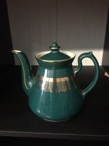 Vintage Hall Dark Green Tea Pot in Warner Robins, Georgia