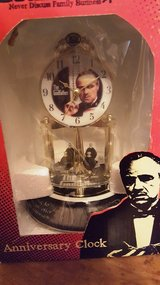 The Godfather Anniversary Clock in El Paso, Texas