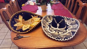 Mexican Mariachi Sombrero Hats in El Paso, Texas