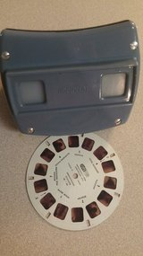 Antique view finder with disc in Houston, Texas