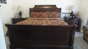 California King bed set in Temecula, California