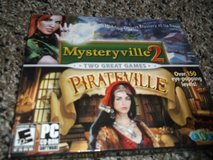 P.C.  GAME TWO PACK MYSTERYVILLE 2 & PIRATESVILLE in Alamogordo, New Mexico